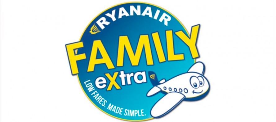 Ryanair's Family Travel…Made Simple ?