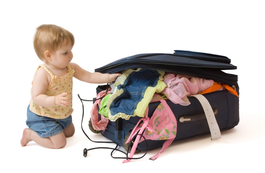 Packing for a Family Holiday?