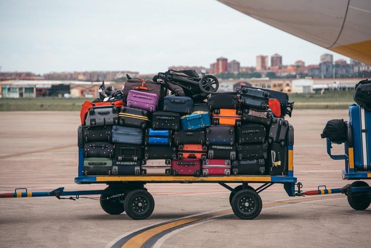 The airline broke my pram…