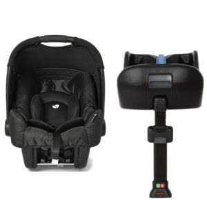Hire an infant seat and isofix base