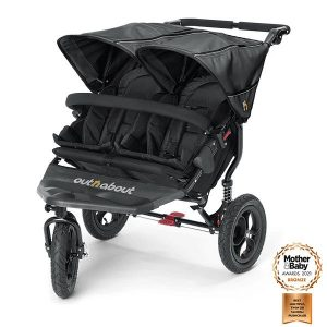Rent a Nipper Out N About Double Buggy